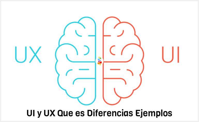UI y UX Que es Diferencias Ejemplos. Descúbrelo. Openinnova