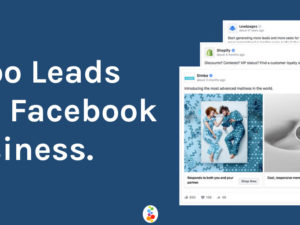 Odoo Leads Ads Facebook Business. Integración