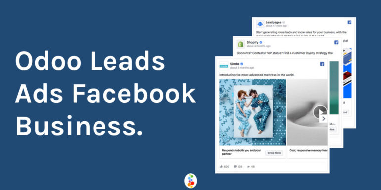 Odoo Leads Ads Facebook Business. Integración Openinnova