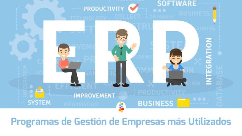 Programas de Gestión de Empresas más Utilizados Openinnova