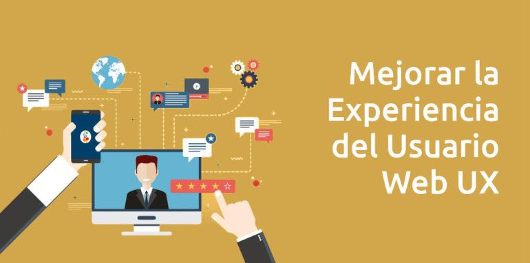 Mejorar la Experiencia del Usuario Web UX Openinnova