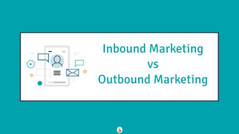 Inbound Marketing vs Outbound Marketing. Openinnova