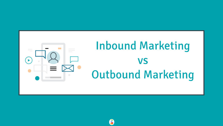 Inbound Marketing vs Outbound Marketing. Openinnova