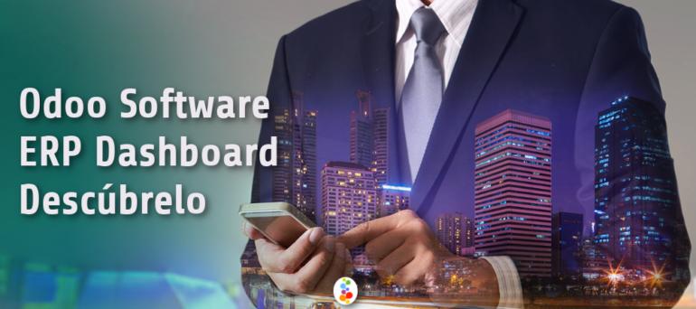 Odoo Software ERP Dashboard. Descúbrelo Openinnova
