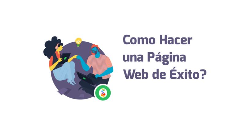 Como Hacer una Página web de Éxito Openinnova