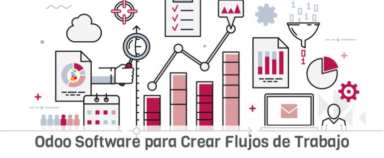 Odoo Software para Crear Flujos de Trabajo Openinnova