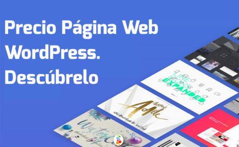 Precio Pagina Web WordPress. Descubrelo Openinnova