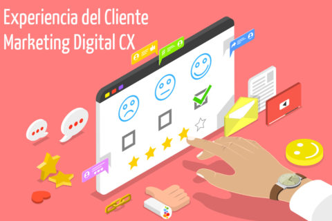 Experiencia del Cliente Marketing Digital CX Openinnova