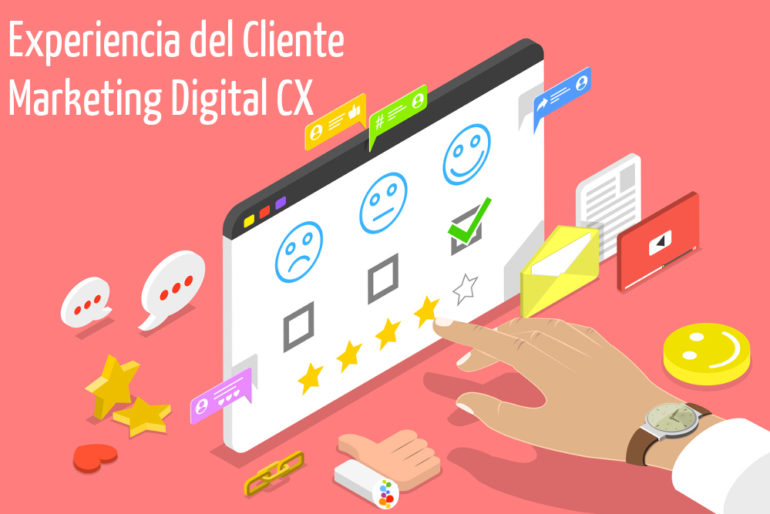 Experiencia del Cliente Marketing Digital CX Openinnova