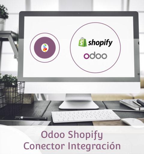 Odoo Shopify Conector Integración. Descúbrelo Openinnova