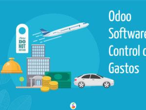 Odoo Software Control de Gastos Empresa
