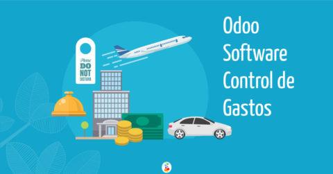 Odoo Software Control de Gastos Empresa Openinnova