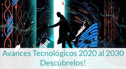 Avances Tecnológicos 2020 al 2030. Descúbrelos! Openinnova