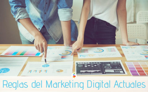 Reglas del Marketing Digital Actuales Openinnova