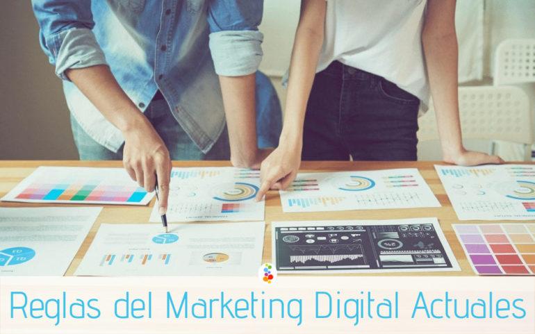 Reglas del Marketing Digital Actuales Openinnova