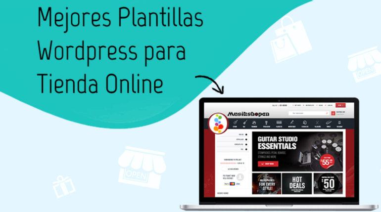 Mejores Plantillas Wordpress para Tienda Online Openinnova