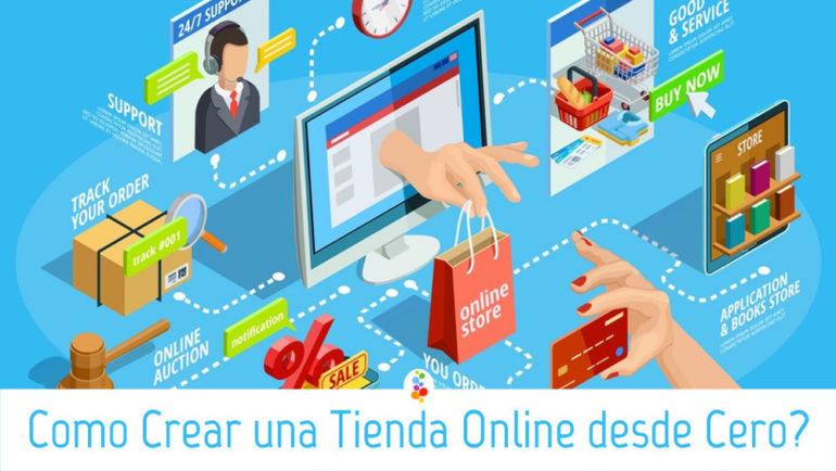 Como Crear una Tienda Online desde Cero Openinnova