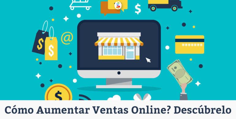 Cómo Aumentar Ventas Online? Descúbrelo Openinnova