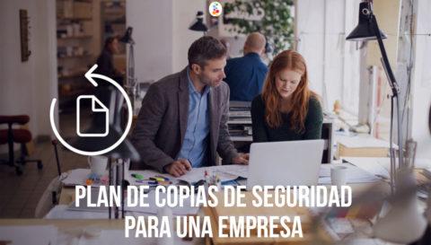 Plan de Copias de Seguridad para una Empresa Openinnova