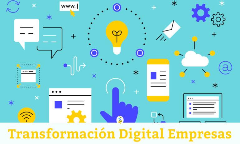 Transformación Digital Empresas Ejemplos Openinnova