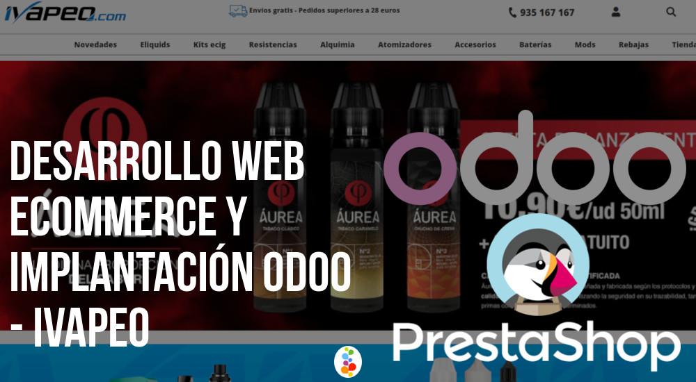 Desarrollo Web Ecommerce y Implantación Odoo Openinnova