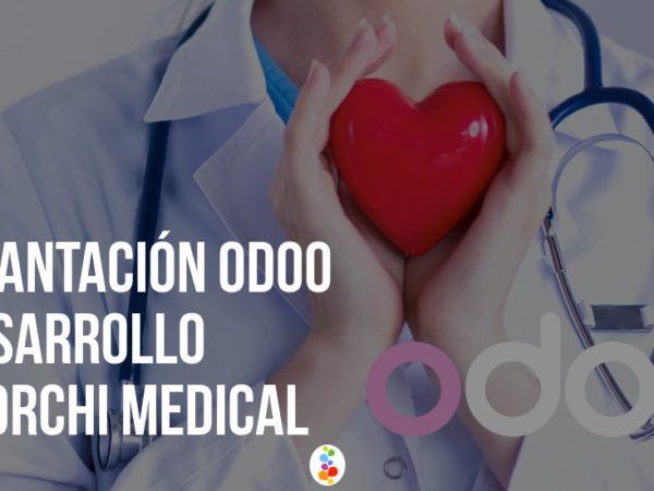 Implantación Odoo y Desarrollo – GHORCHI MEDICAL