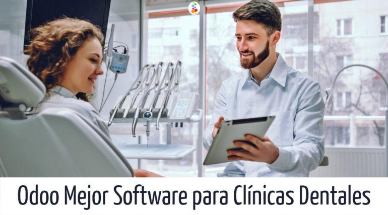 Odoo Mejor Software para Clínicas Dentales Openinnova