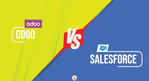 Odoo vs Salesforce Cuál Elegir? Openinnova