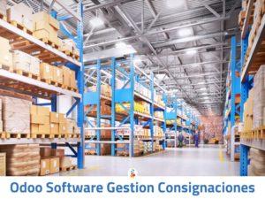 Odoo Software Gestion Consignaciones. Descúbrelo