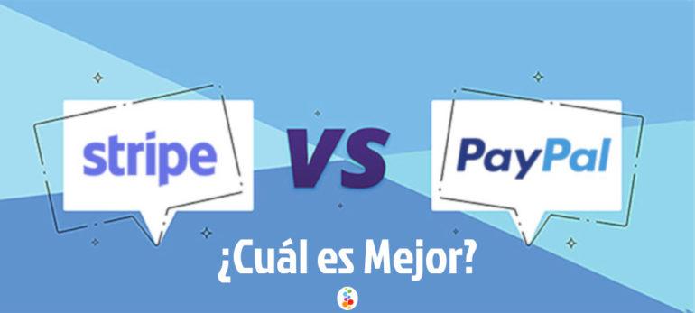 Stripe vs PayPal ¿Cuál es Mejor? Openinnova