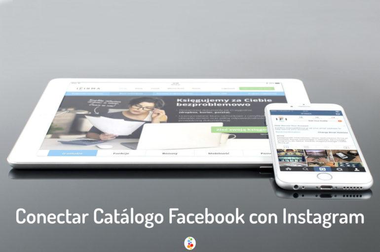 Conectar Catálogo Facebook con Instagram Openinnova