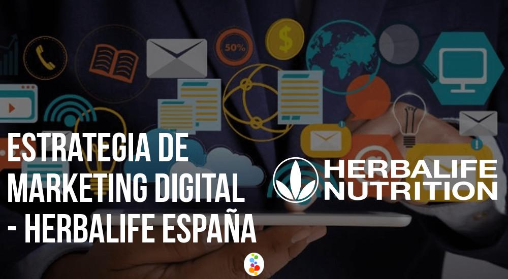 Estrategia de Marketing Digital Herbalife Openinnova