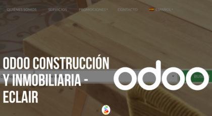 Odoo Construcción y Inmobiliaria – Eclair