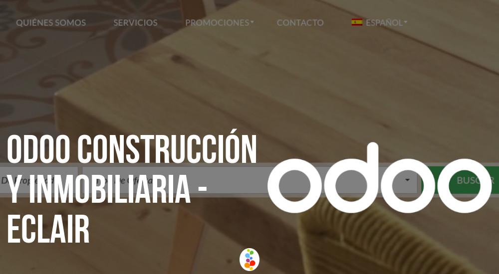 Odoo Construcción y Inmobiliaria - Eclair Openinnova
