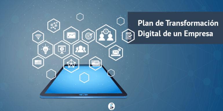 Plan de Transformacion Digital de una Empresa Openinnova